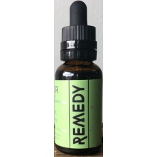 Remedy Premium Oil Tincture 500mg Mint