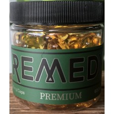 Remedy 25mg Premium Gel Capsules 60 Count
