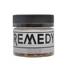 Remedy Gel Caps 10mg 60 Count